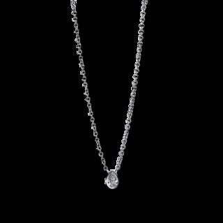 Brogle Selection Halskette mit Anhänger Promise 4E427W8-1