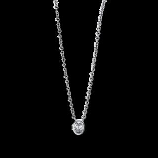 Brogle Selection Halskette mit Anhänger Promise 4E432W8-1