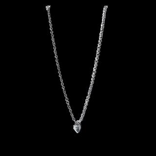 Brogle Selection Halskette mit Anhänger Promise 4E435W8-1