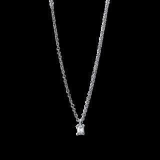 Brogle Selection Halskette mit Anhänger Promise 4E443W8-1