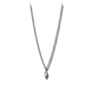 Brogle Selection Halskette mit Anhänger Promise 4E451W8-1