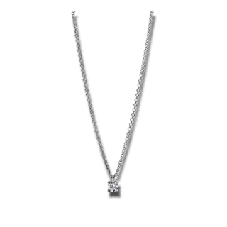 Brogle Selection Halskette mit Anhänger Promise 4E455W8-1