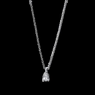 Brogle Selection Halskette mit Anhänger Promise 4E464W8-1