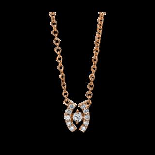 Brogle Selection Halskette mit Anhänger Promise 4E604R8-1