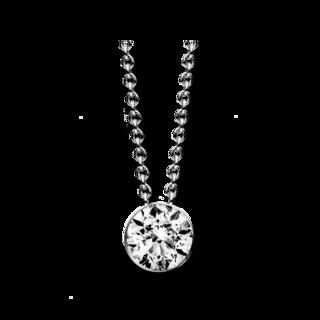 Brogle Selection Halskette mit Anhänger Promise 4E811W8-1