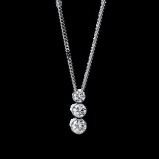Brogle Selection Halskette mit Anhänger Promise 4E812W8-1