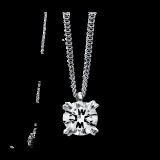 Brogle Selection Halskette mit Anhänger Promise 4E839WP8-1