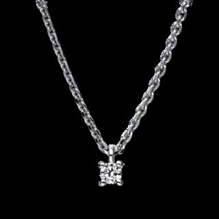 Brogle Selection Halskette mit Anhänger Promise 4E910W8