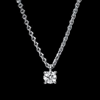 Brogle Selection Halskette mit Anhänger Promise 4E912W8-1
