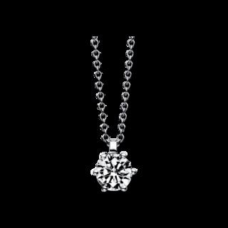 Brogle Selection Halskette mit Anhänger Promise 4F001W8-1