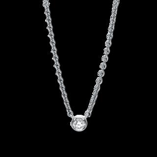 Brogle Selection Halskette mit Anhänger Promise 4F029W8-2