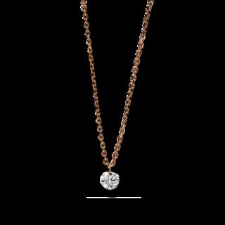 Brogle Selection Halskette mit Anhänger Promise 4F108R8-1