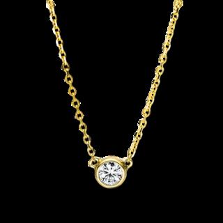 Brogle Selection Halskette mit Anhänger Promise 4F492G8-1