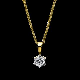 Brogle Selection Halskette mit Anhänger Promise 4F575G4-1
