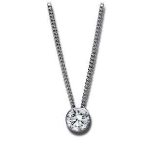 Brogle Selection Halskette mit Anhänger Promise 4G043W8-1