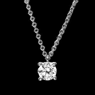 Brogle Selection Halskette mit Anhänger Promise 4G054W8-2