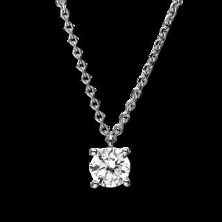 Brogle Selection Halskette mit Anhänger Promise 4G055W8-2