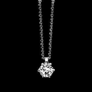 Brogle Selection Halskette mit Anhänger Promise 4G056W8-1