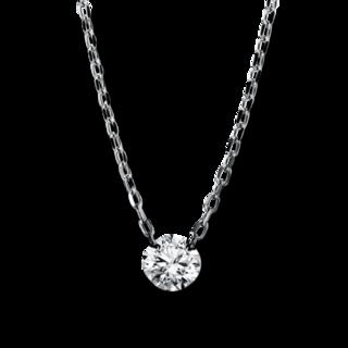 Brogle Selection Halskette mit Anhänger Promise 4G300W8-1