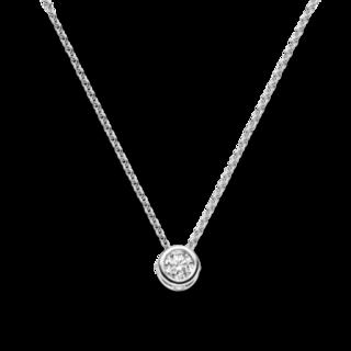 Brogle Selection Halskette mit Anhänger Promise LW30-0833171-BGSI