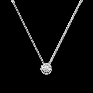 Brogle Selection Halskette mit Anhänger Promise LW30-0833171-FGSI