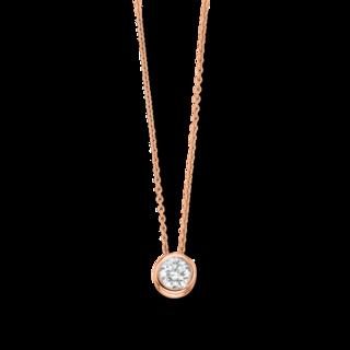 Brogle Selection Halskette mit Anhänger Promise LW30-0833173-KGVS