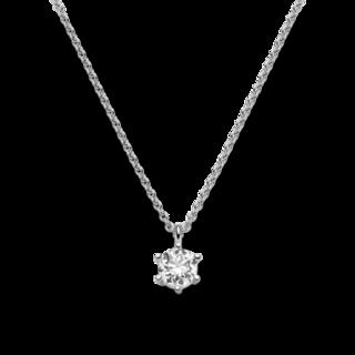 Brogle Selection Halskette mit Anhänger Promise LW30-0869171-KGSI