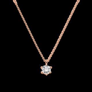 Brogle Selection Halskette mit Anhänger Promise LW30-0869173-BGSI
