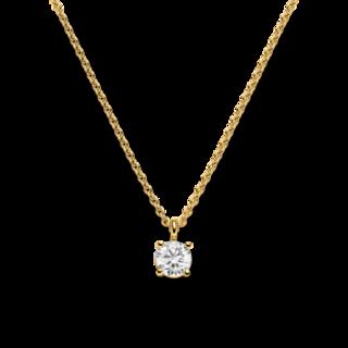 Brogle Selection Halskette mit Anhänger Promise LW30-0871070-BGSI