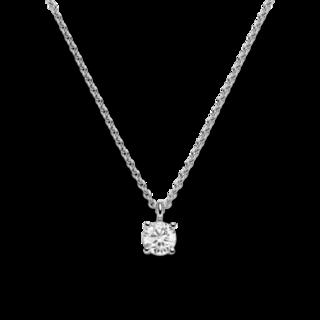 Brogle Selection Halskette mit Anhänger Promise LW30-0871071-CGVS
