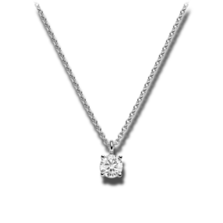 Brogle Selection Halskette mit Anhänger Promise LW30-0871071-IGIF
