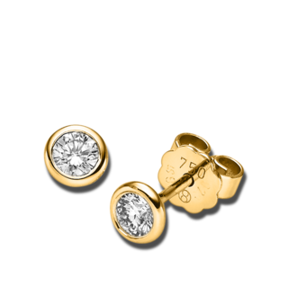 Brogle Selection Ohrstecker Promise LW40-0675470-DGSI