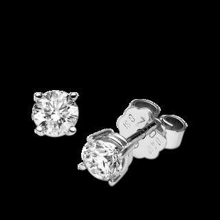 Brogle Selection Ohrstecker Promise LW40-0871071-RGSI