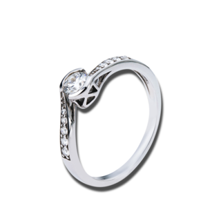 Brogle Selection Solitairering Promise 1A061W855-2