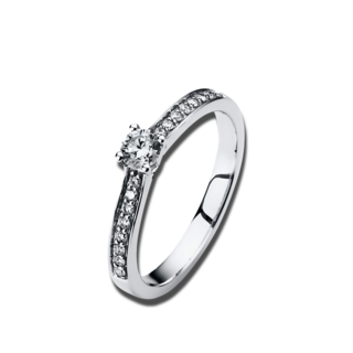 Brogle Selection Solitairering Promise 1A196W4