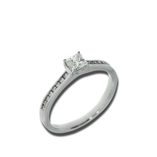 Brogle Selection Solitairering Promise 1A197W4