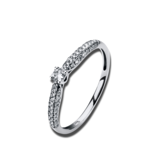 Brogle Selection Solitairering Promise 1A312W4