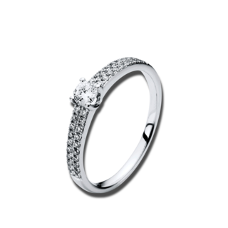 Brogle Selection Solitairering Promise 1A315W4