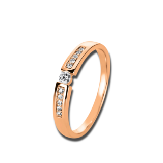 Brogle Selection Solitairering Promise 1A401R4