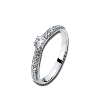 Brogle Selection Solitairering Promise 1A419W4