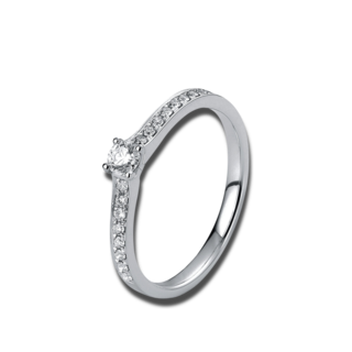 Brogle Selection Solitairering Promise 1A455W8