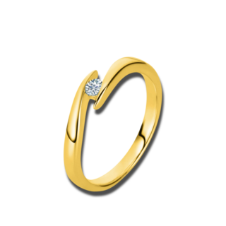 Brogle Selection Solitairering Promise 1A487G4