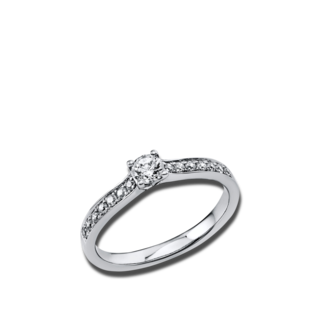 Brogle Selection Solitairering Promise 1C496W8