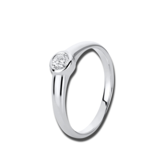 Brogle Selection Solitairering Promise 1C512W8