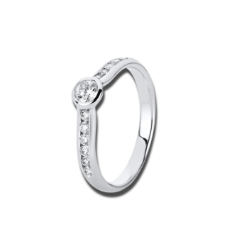 Brogle Selection Solitairering Promise 1C524W4