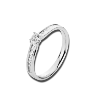 Brogle Selection Solitairering Promise 1C536W4