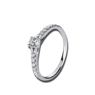 Brogle Selection Solitairering Promise 1C863W8