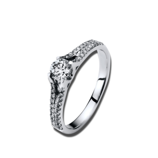 Brogle Selection Solitairering Promise 1F057W4