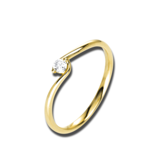 Brogle Selection Solitairering Promise 1J022G4