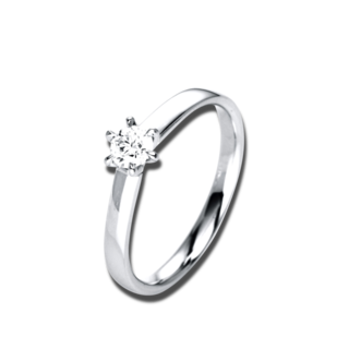 Brogle Selection Solitairering Promise 1J080W4